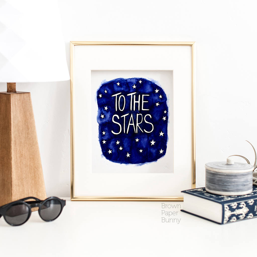 Hand-lettered art created on behalf of Tombow