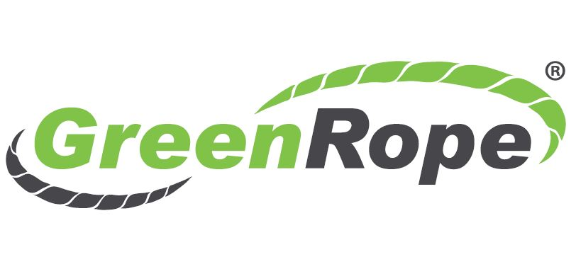 Greenrope logo green black