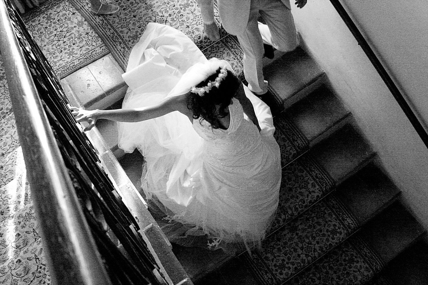 - The best wedding photography is when you forget there is a camera around -TJ