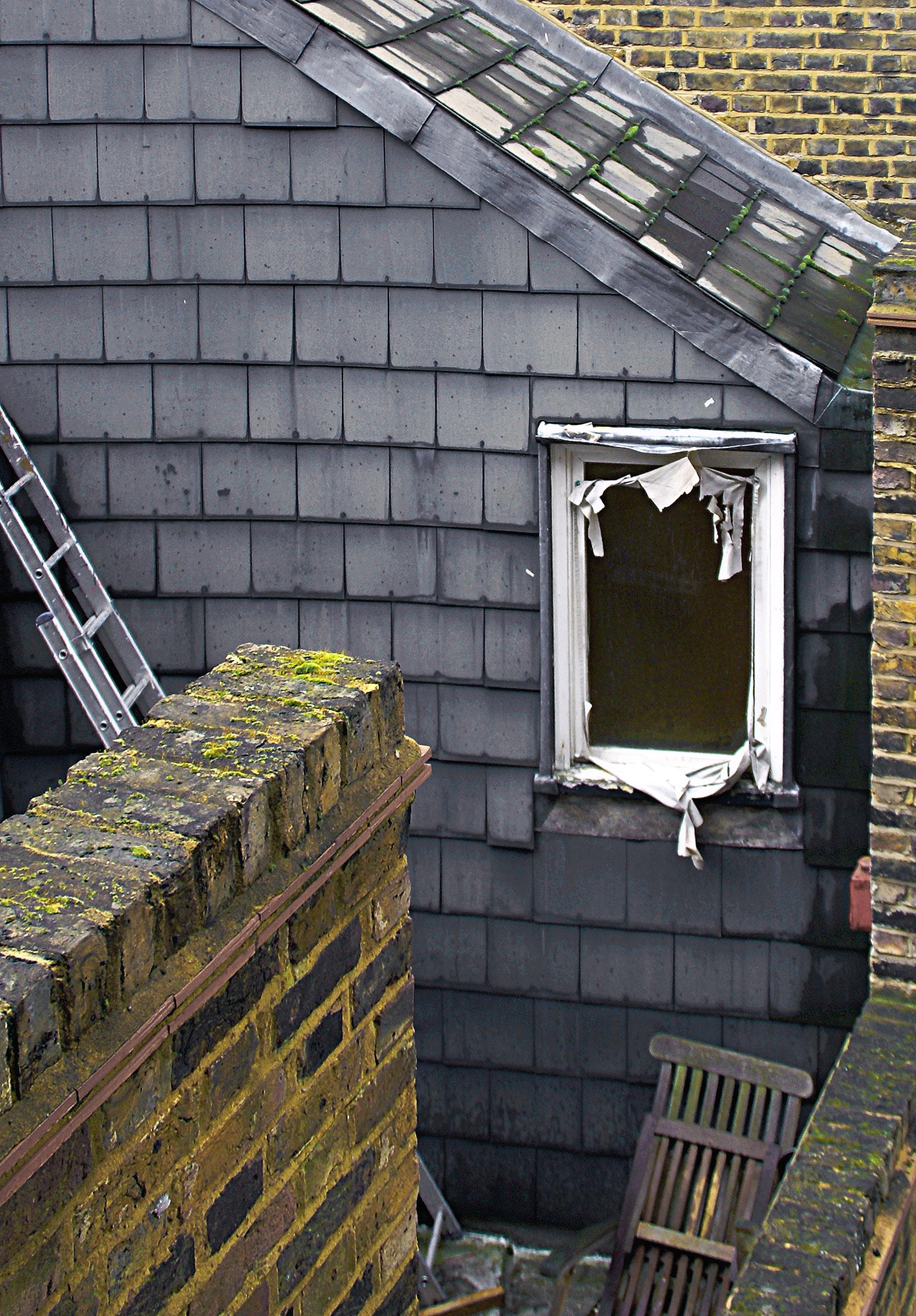 window w tatters clapboard house brick walls 2.jpg