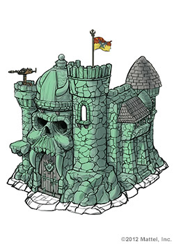 Mattel is trying to make a new Castle Grayskull for the MOTUC line! It's a massive undertaking so they need a minimum amount of preorders. The castle will be $250 if you pre order, plus shipping (probably about another $50 for me). We have until the 12th of November to reach the minimum.    This is a once in a lifetime opportunity and will cement MOTUC as one of the best toy lines ever. Seriously, this is getting close to Palisades Muppet epicness here.