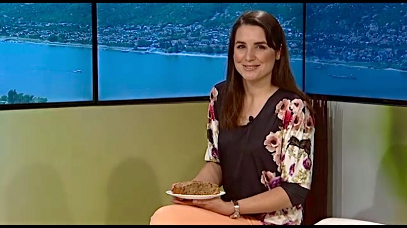 Julia Bauer Moderatorin