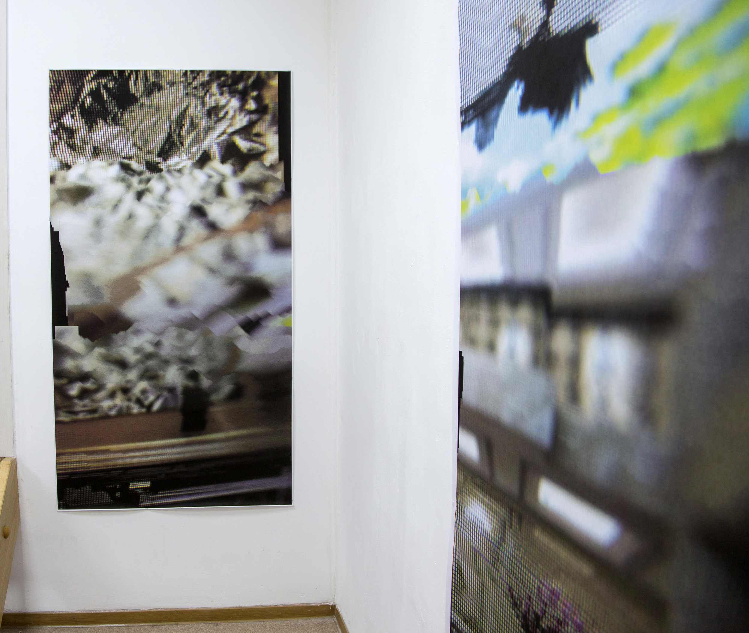 REAL Images of American History  Kunstraum Ping Pong  Leipzig, Germany  December 2017