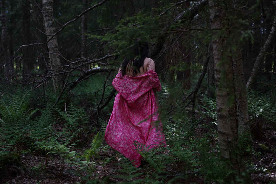 Many people believe we have lost the connection to nature and our own bodies and spirituality, but those connections are kept alive by both the tradition of witchcraft and within certain aspects of feminism. I have explored the intersection of these through a personal documentary on Miki, a gender queer witch.
