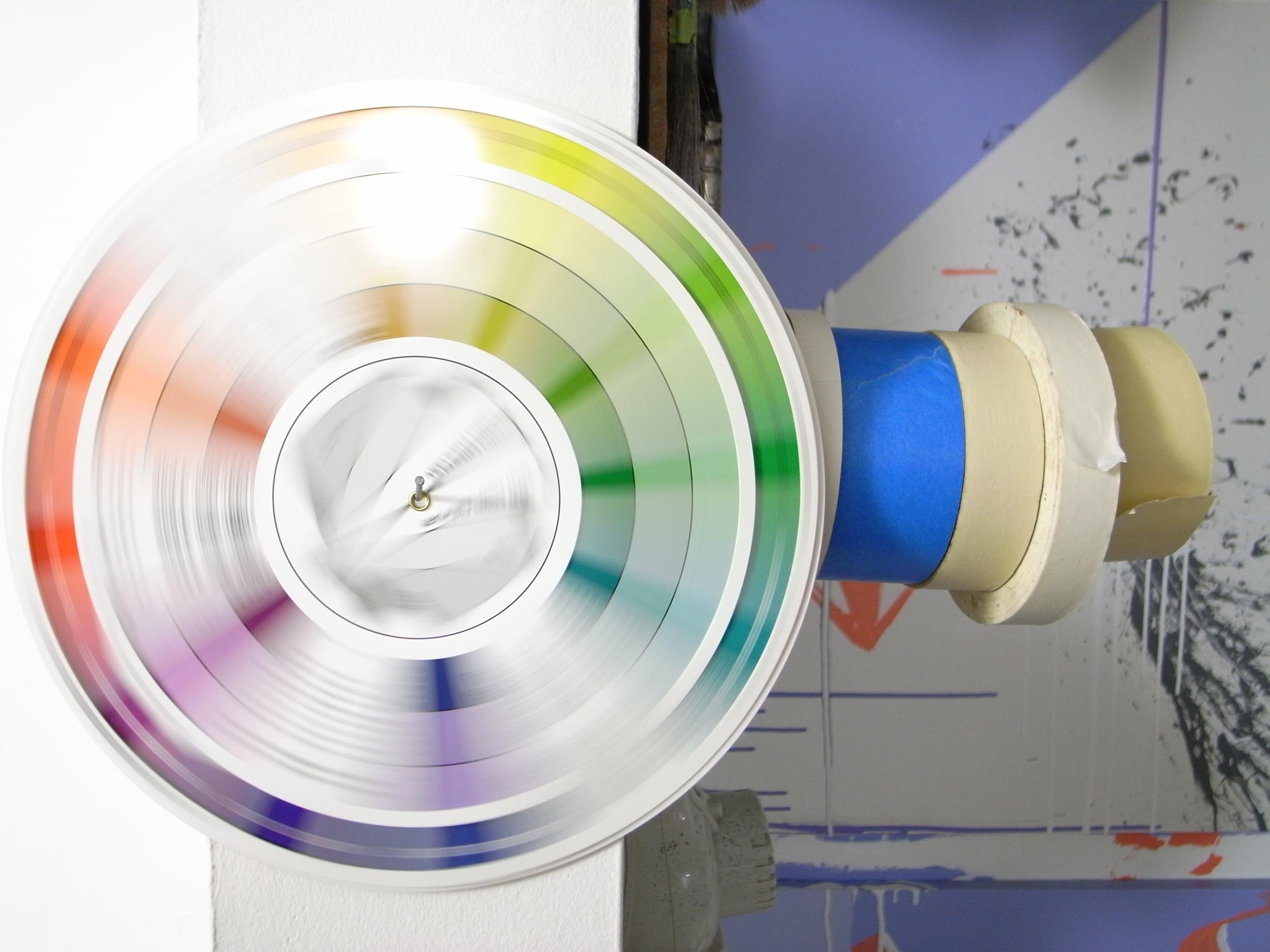 Colorwheel Photo by Dustin Klein
