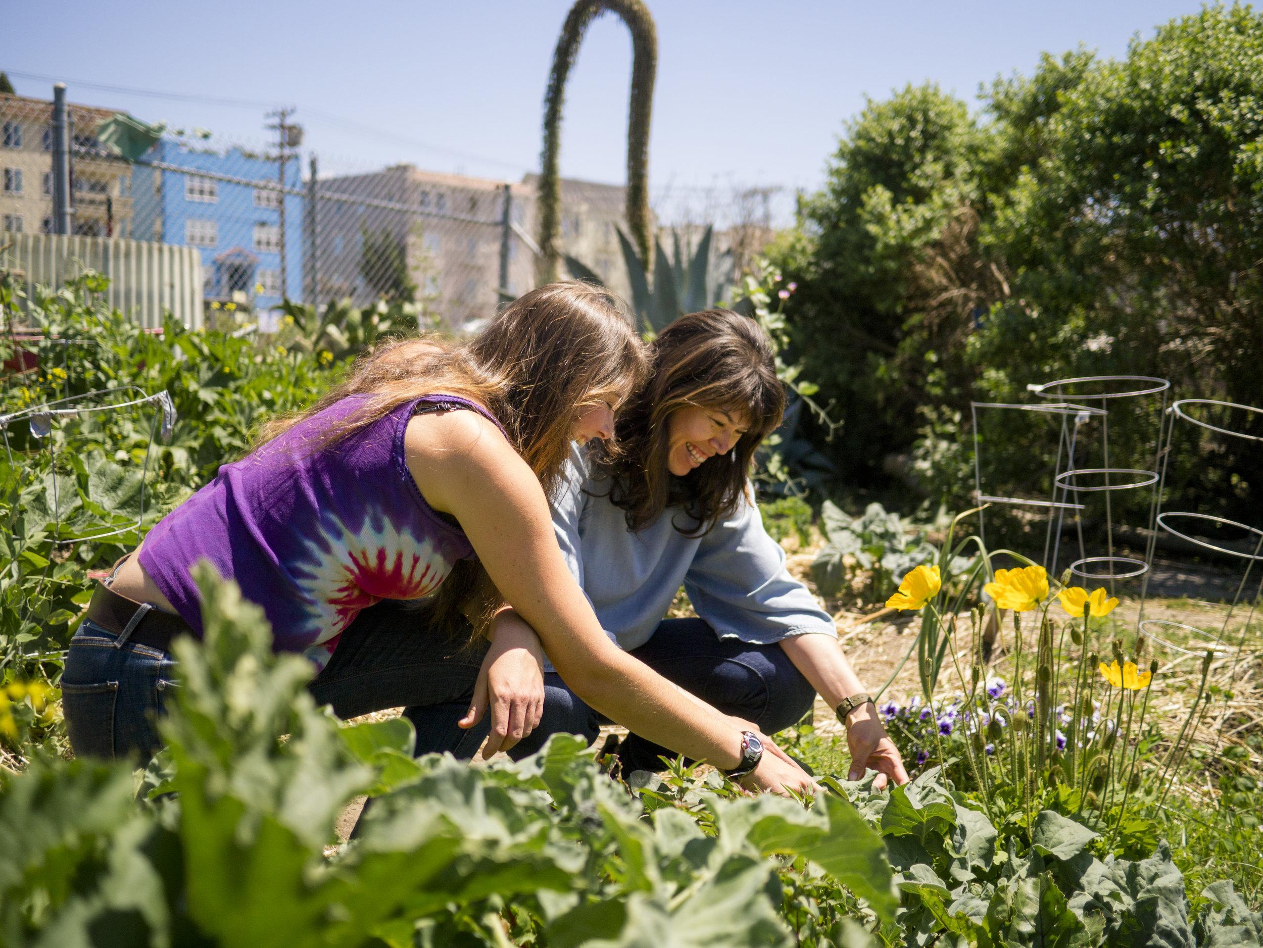 Ellie & Maggie planting.jpg