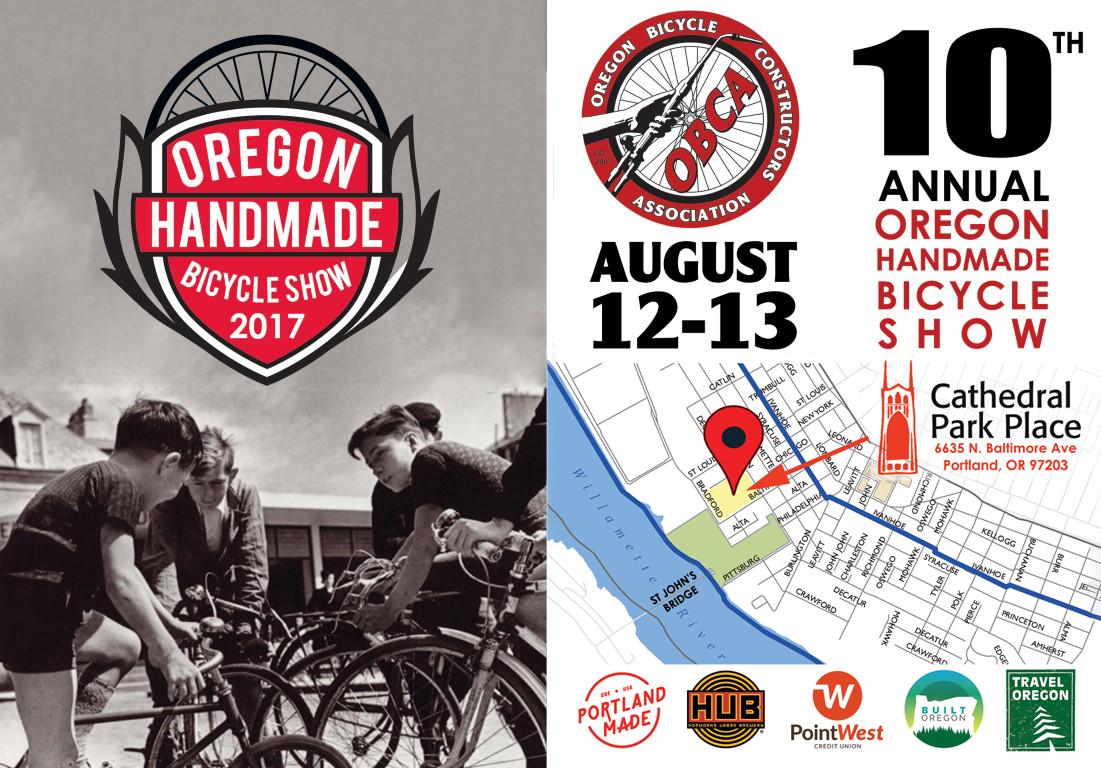 Oregon Handmade Bicycle Show