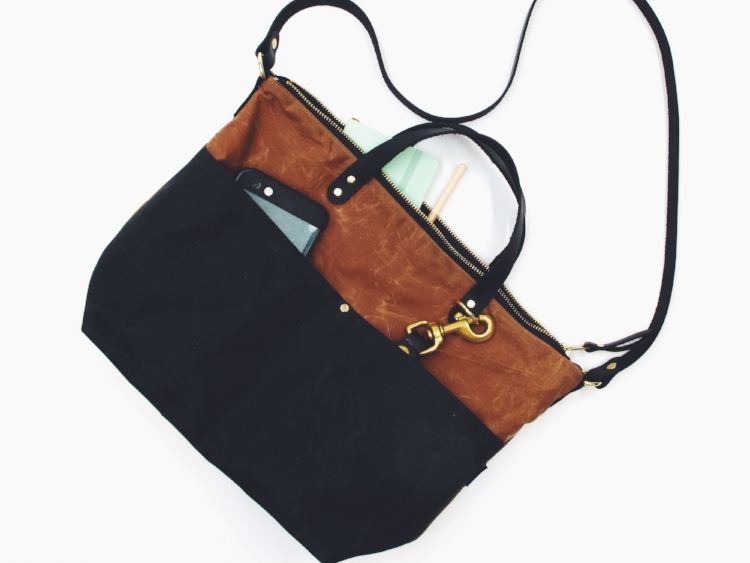 For Expert Stitchers Hunting for the Perfect Bag - Design + Sew:Overlook ToteJanuary 20