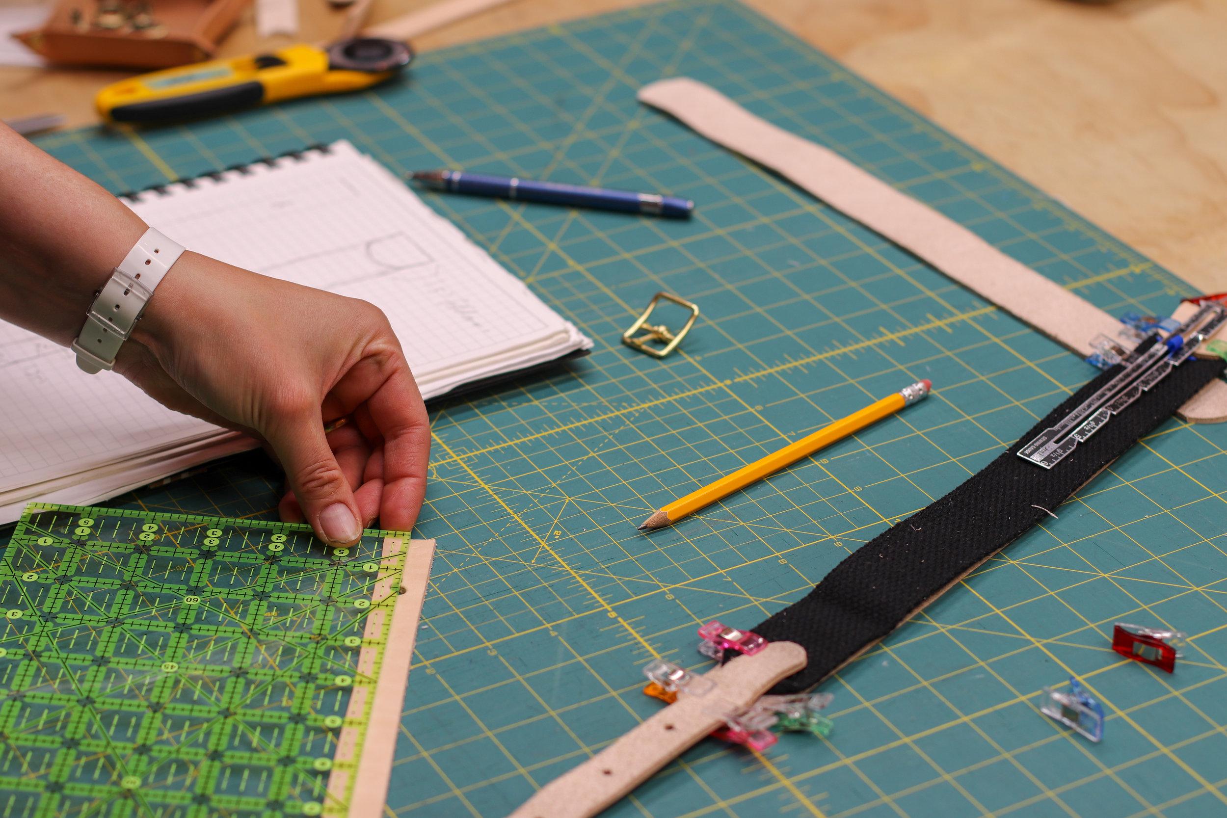 Bag Design Process