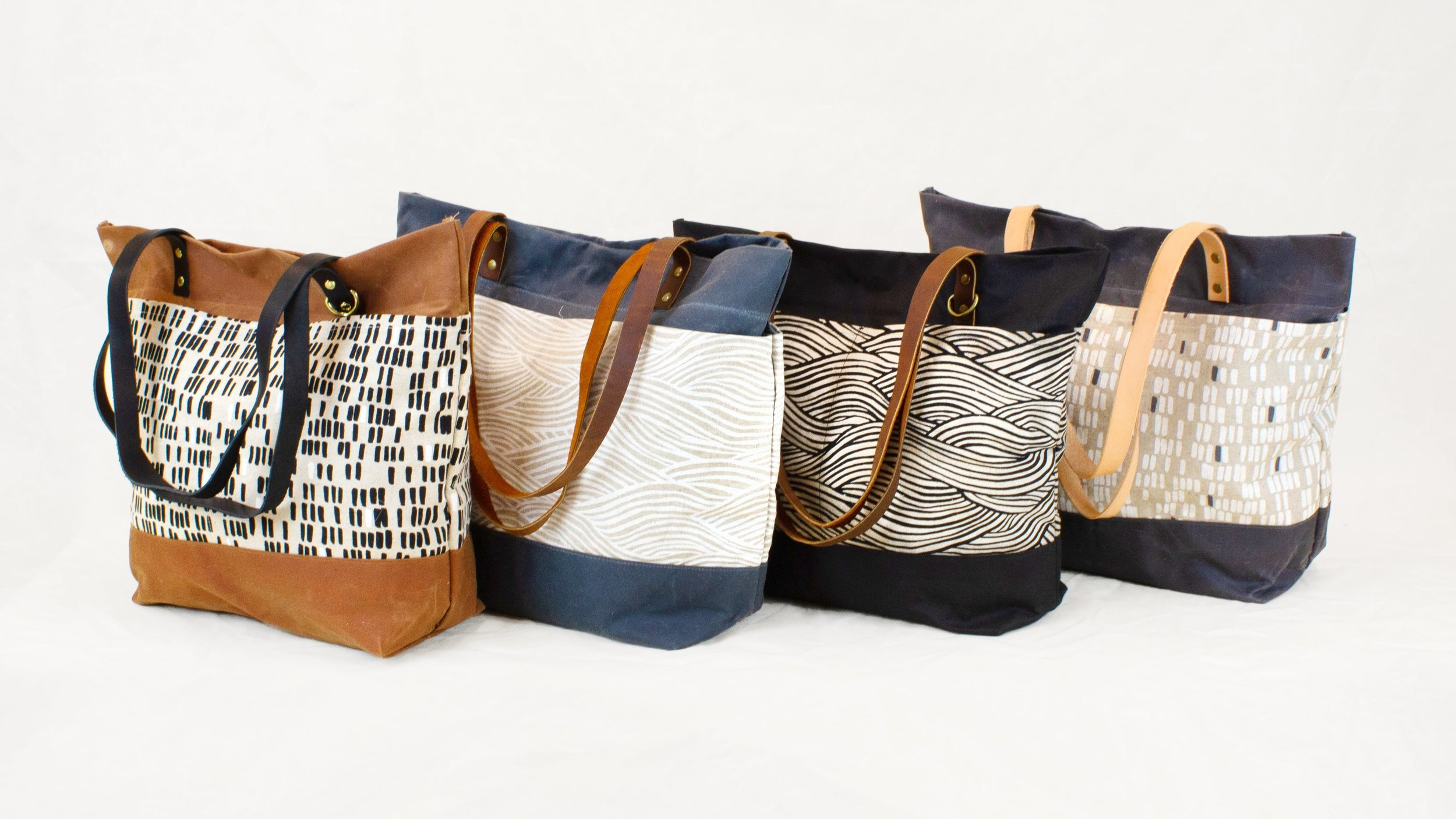 Limited Edition Oberlin Tote Maker Kits