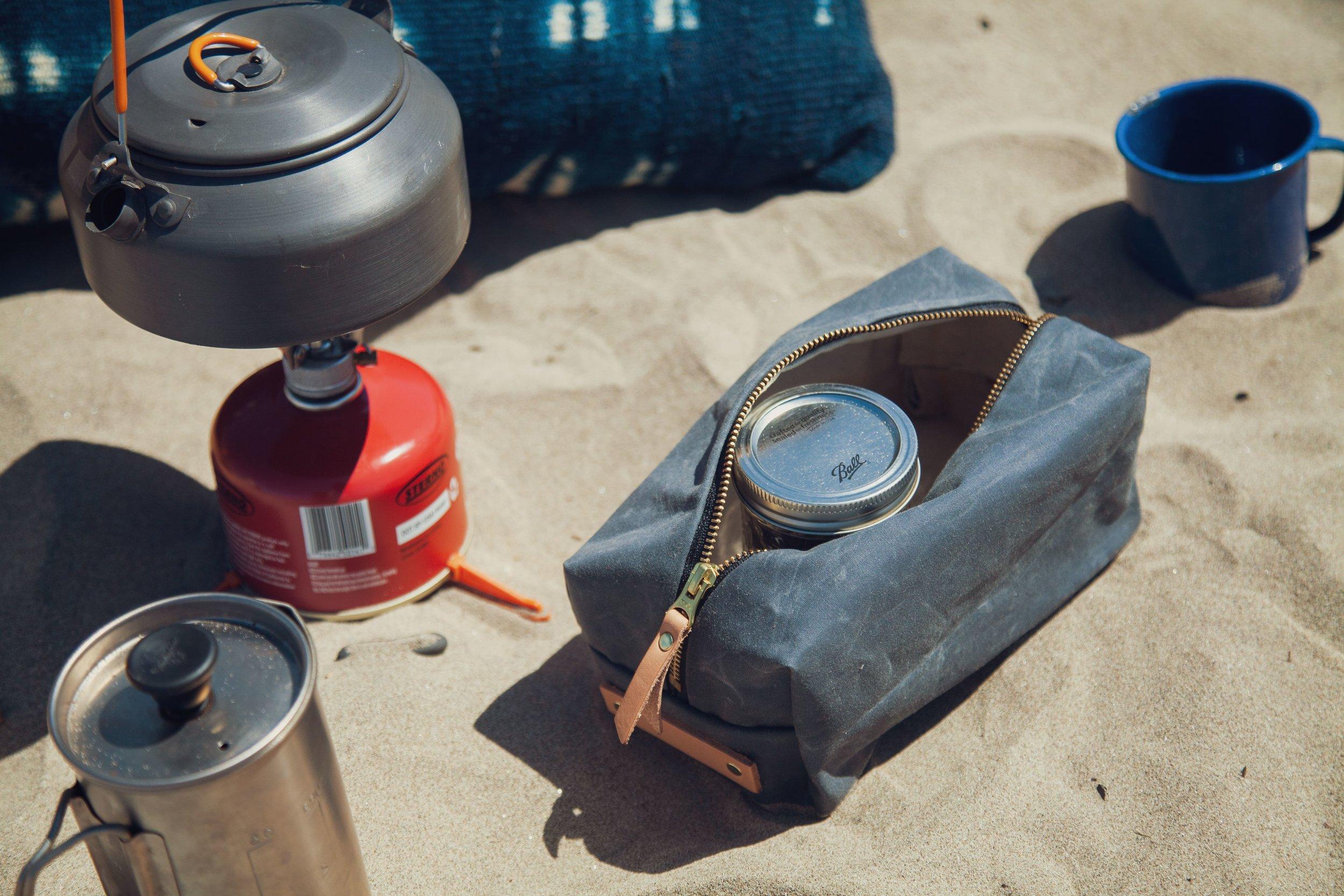 Woodland Dopp Kit