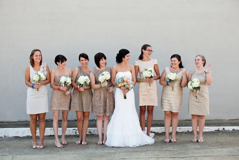 Creme de le Chic Events, Kelly Lane Photography, Atlanta GA  #cremedelechic #atlantawedding #neutralwedding