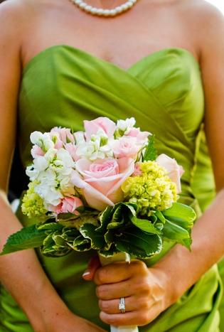 Creme de le Chic Events, Angela Wilson Photography, Atlanta GA  #cremedelechic #atlantawedding #bouquet