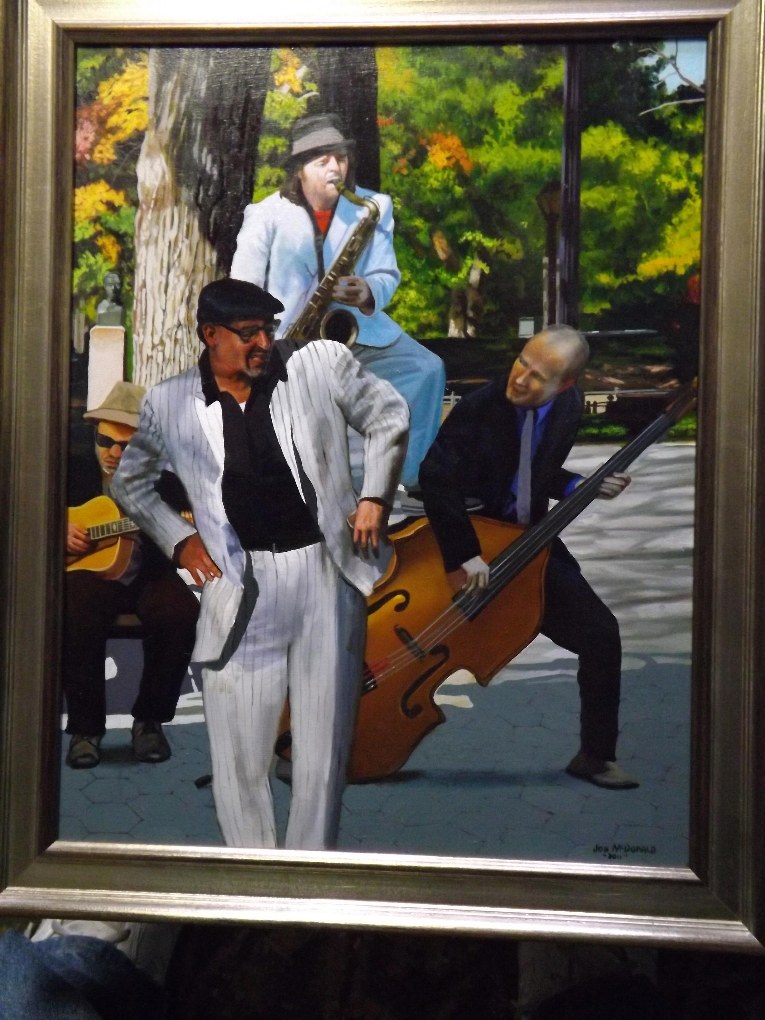 """""""Tin Pan Blues Band"""""""