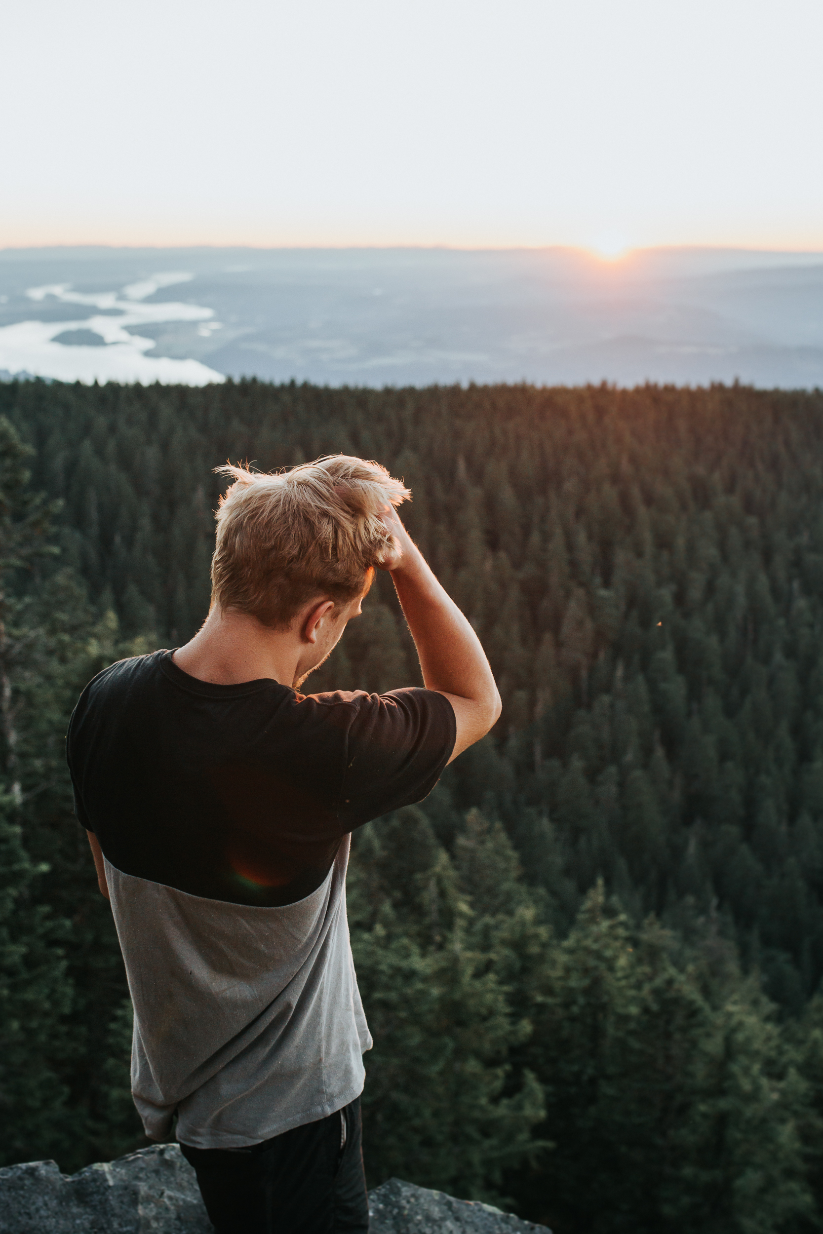 Beautiful Oregon views Portrait