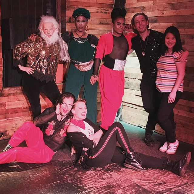 What a FUN time last night ‼️ We can't be more grateful for spending your evening with us, and Wow - those performers could not have been HOTTER 🔥 we would like to thank THEM and YOU for supporting @reclaimpridenyc and @equityfirstalliance 🍁🔻stay tuned for next month, MAY 27