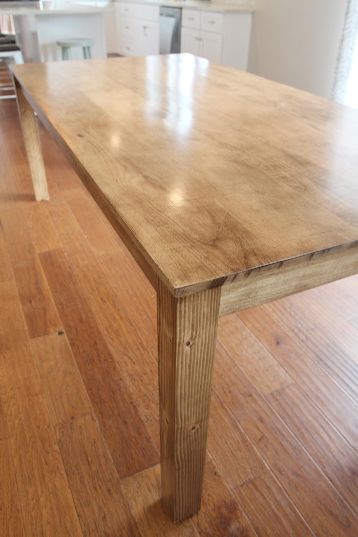 Parsons Table Details