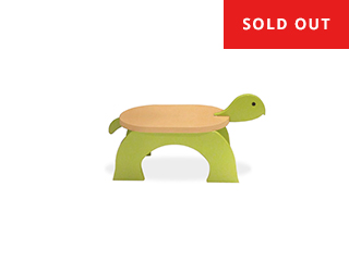 Turtle Step Stool - PAINTED -  $65
