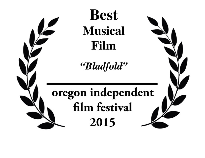 Bladfold won Best Musical Film at the OIFF!  It will screen at the Clinton Street Theater on Sep. 25 at 10pm.       CLICK HERE TO LEARN MORE