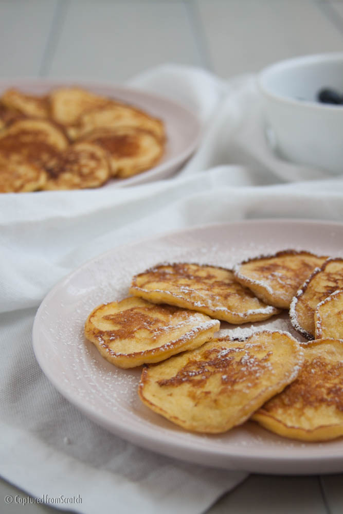 Sour Cream Breakfast Cakes