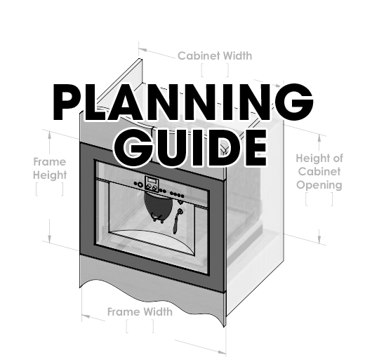 "Click Image Above for Planning Guide  Overall Finished Dimensions:  26 7/8"" W x 23 7/8"" T x 7/8"" D"