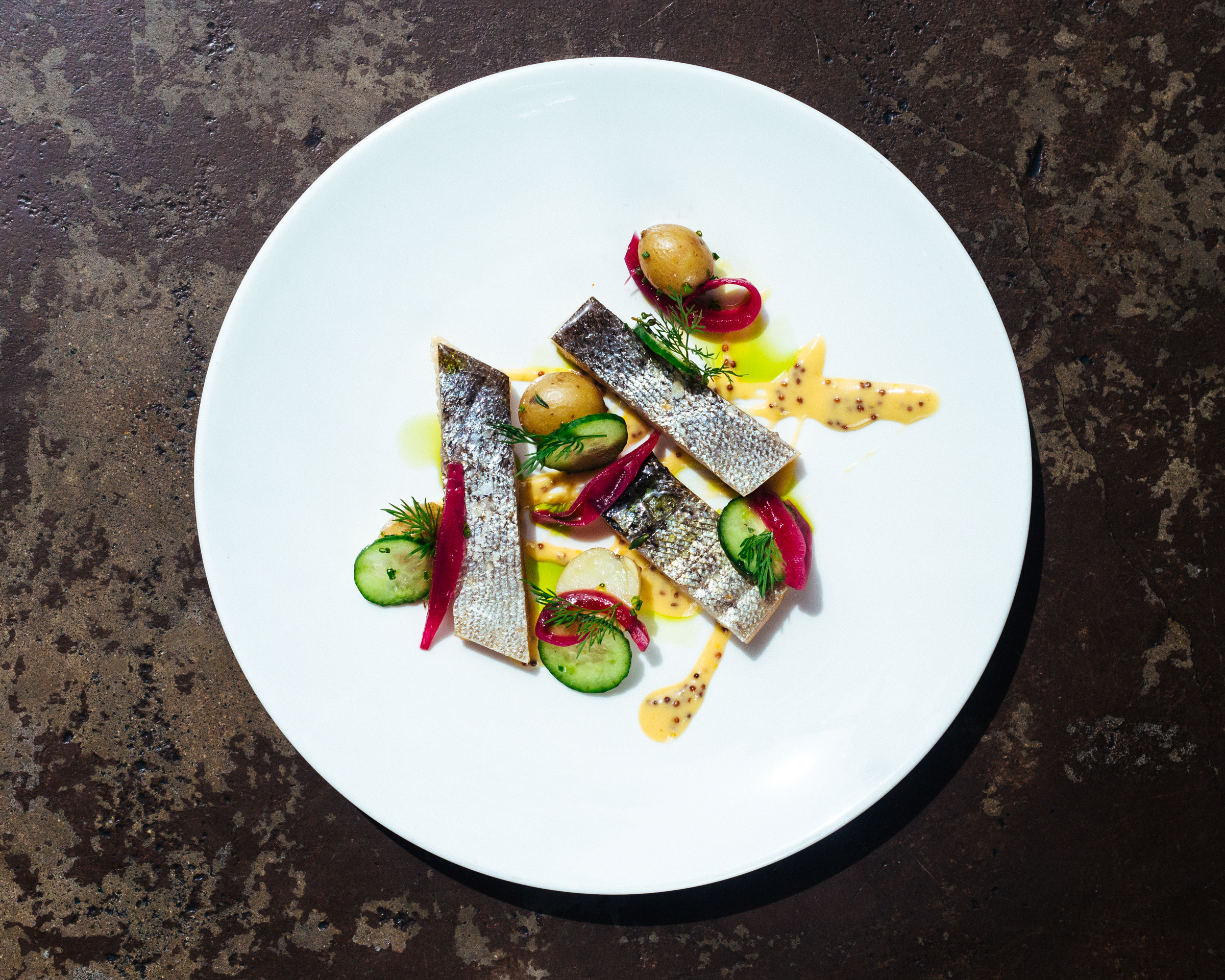 Smoked Brook Trout