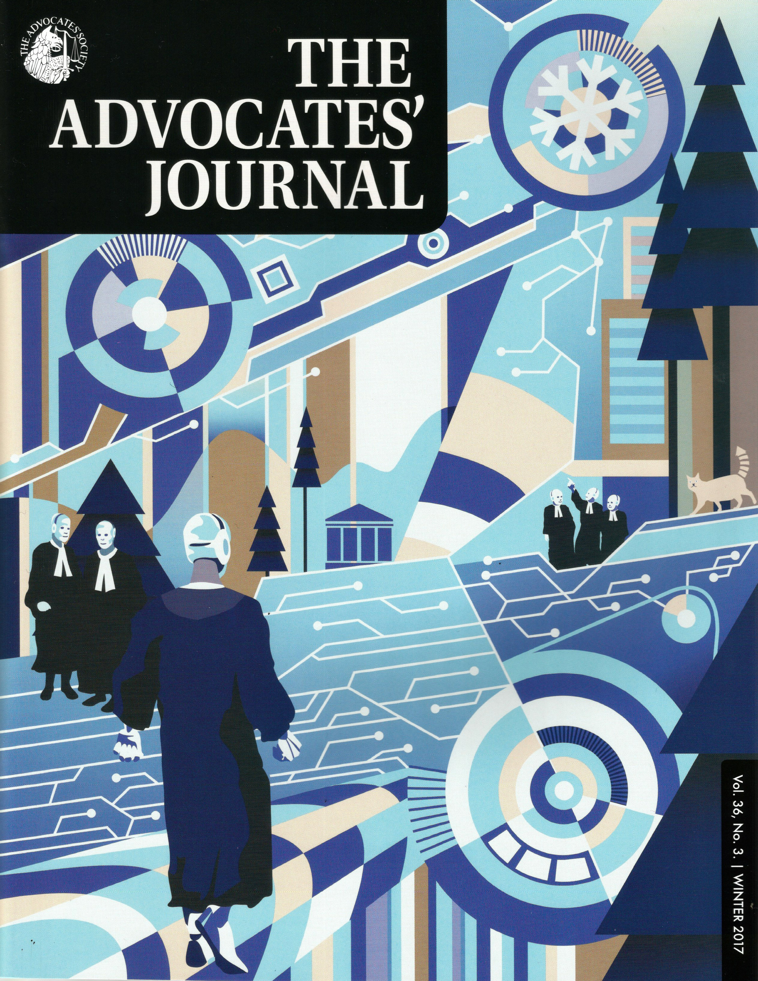 The Advocates' Journal Winter 2017
