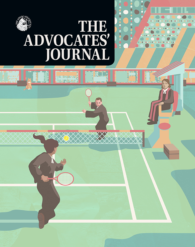 The Advocates' Journal Summer 2018