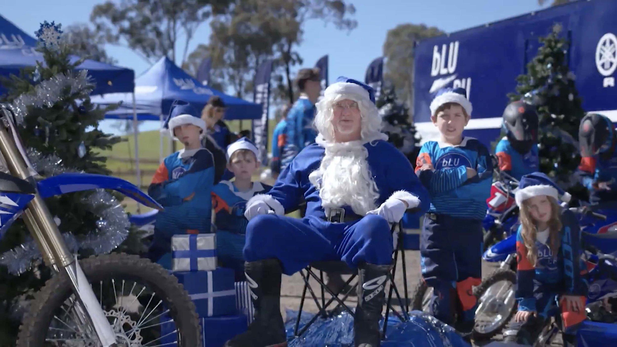 Santa and bLU cRU.jpg