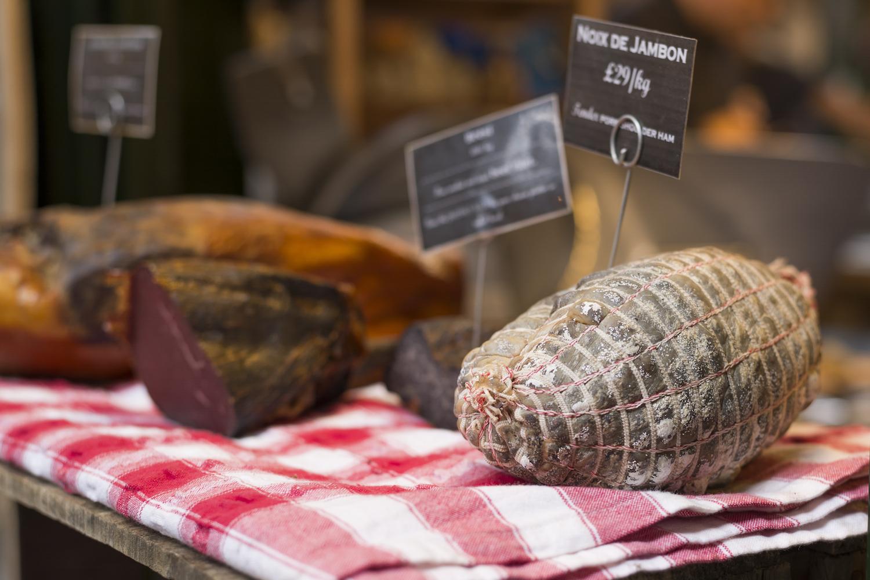 Gourmet delicatessen for sale at Borough Market.jpg