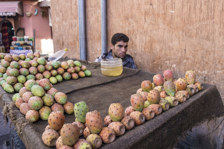 A fruit vendor in Jewish Quarter.jpg