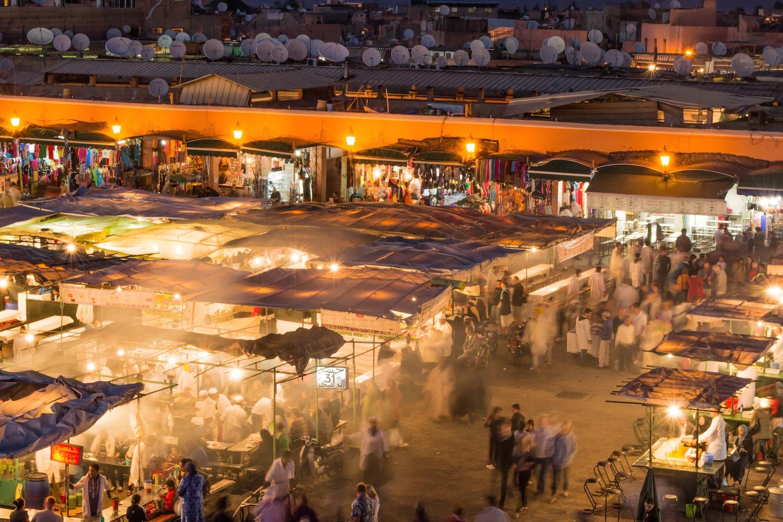 Night stalls Jemaa el Fna.jpg
