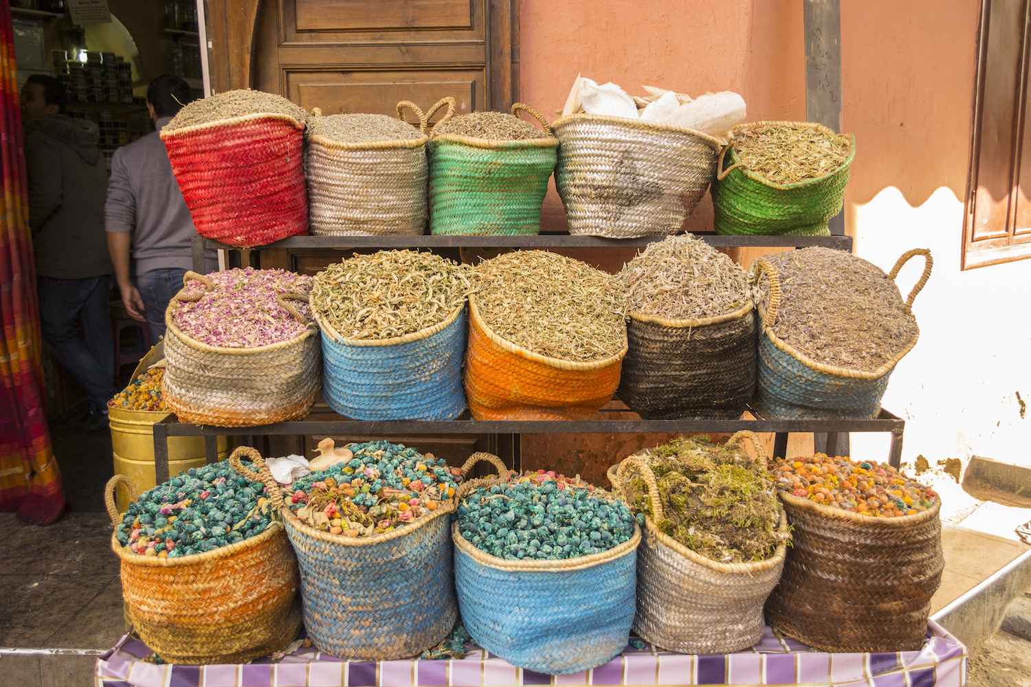 Spices for sale in Jewish Quarter.jpg