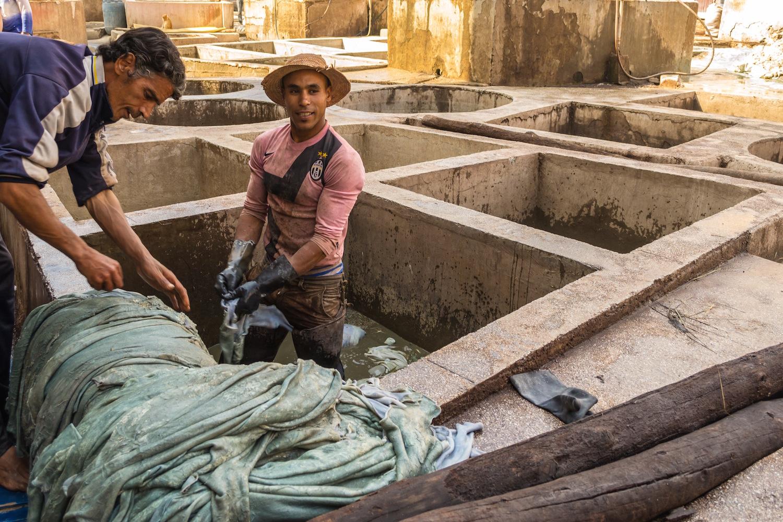 Tannery in Marrakech.jpg