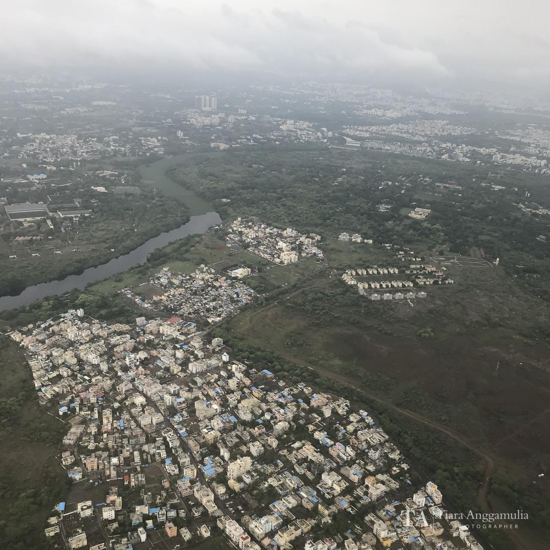 The landscape of Pune.