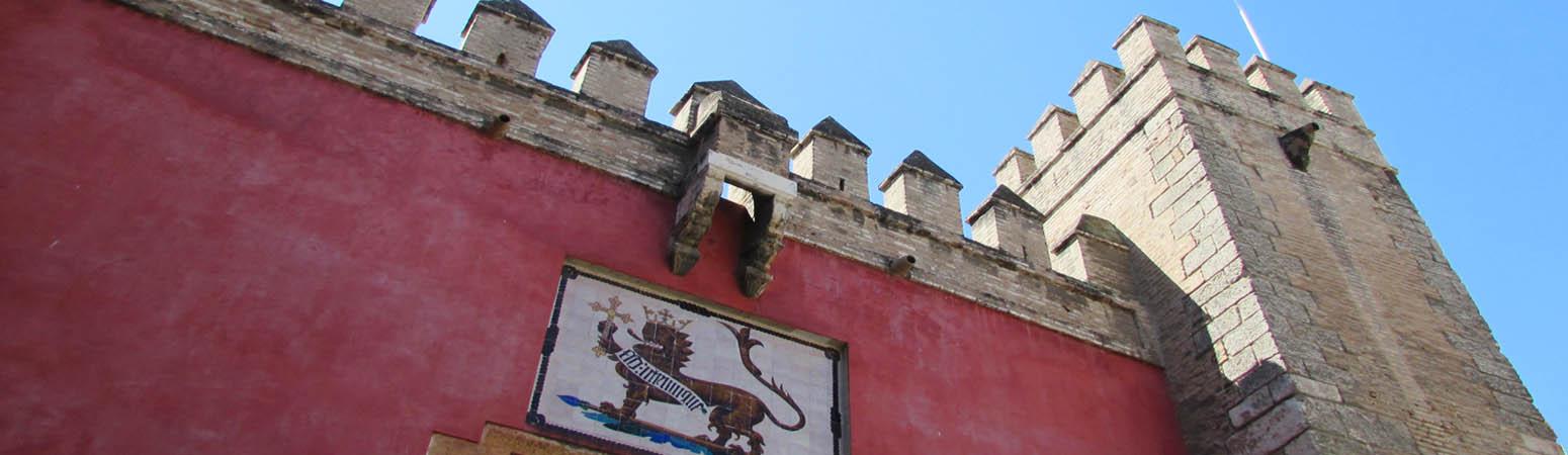The Alcázar in Seville, Spain / El Alcázar de Sevilla, España