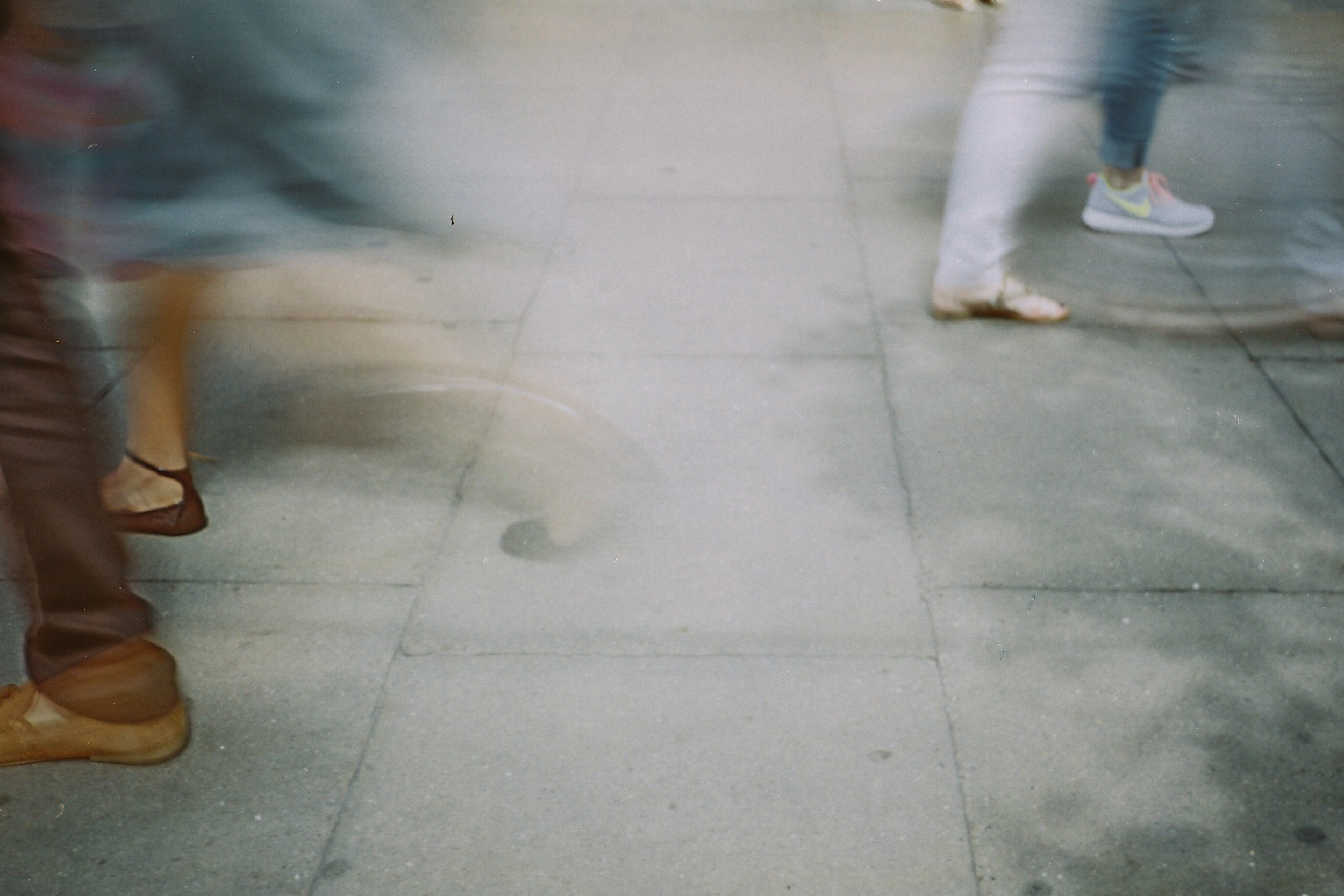 I took this photo in central London, on one of its busiest shopping streets, as I was waiting 30 minutes for someone.