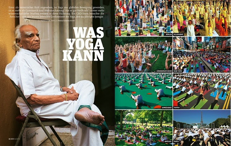 By Helena Schätzle, Geo-Magazine, published June 2013.
