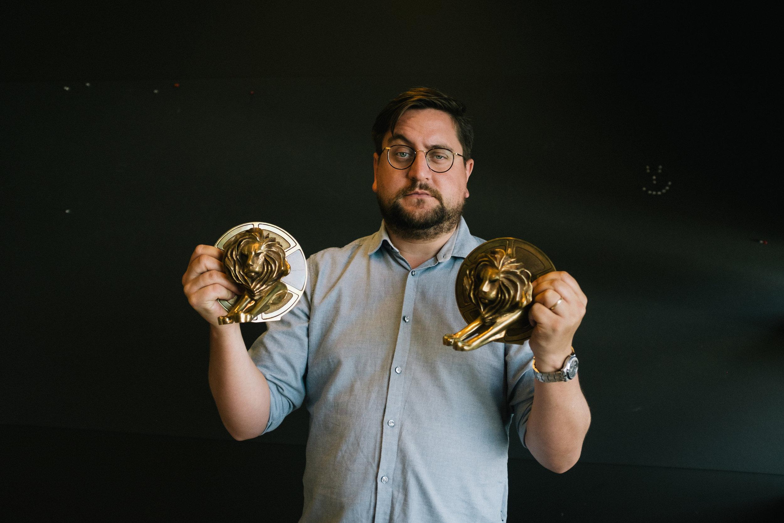 2017 Winner - Cannes Lions International Festival of Creativity