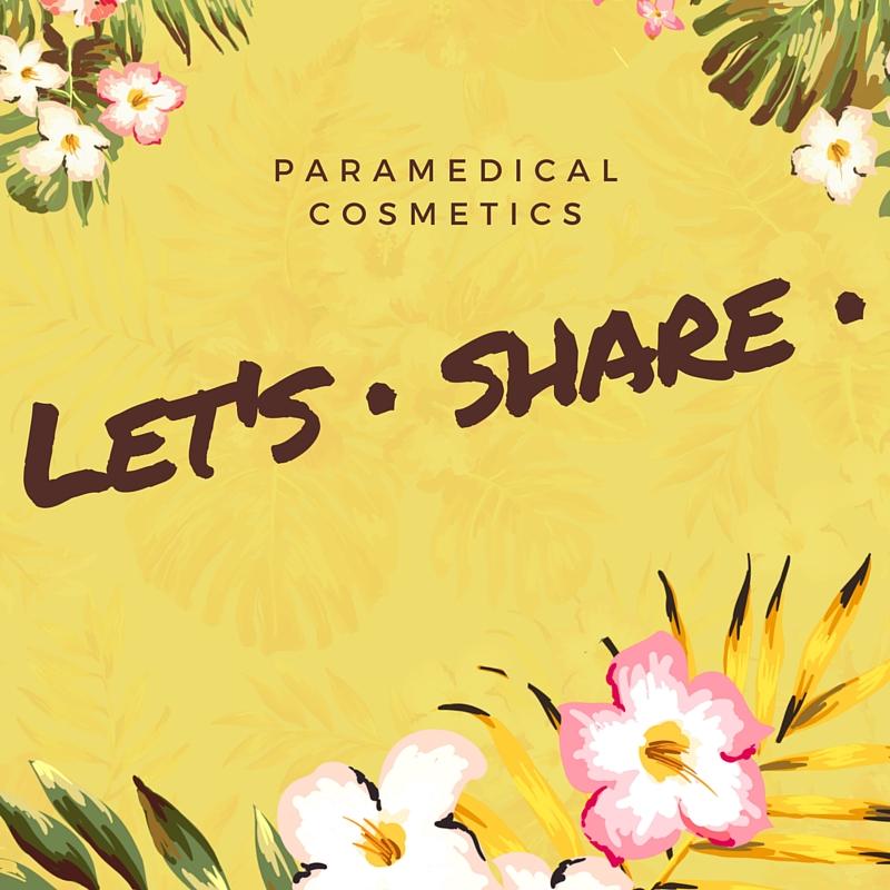 paramedical cosmetics
