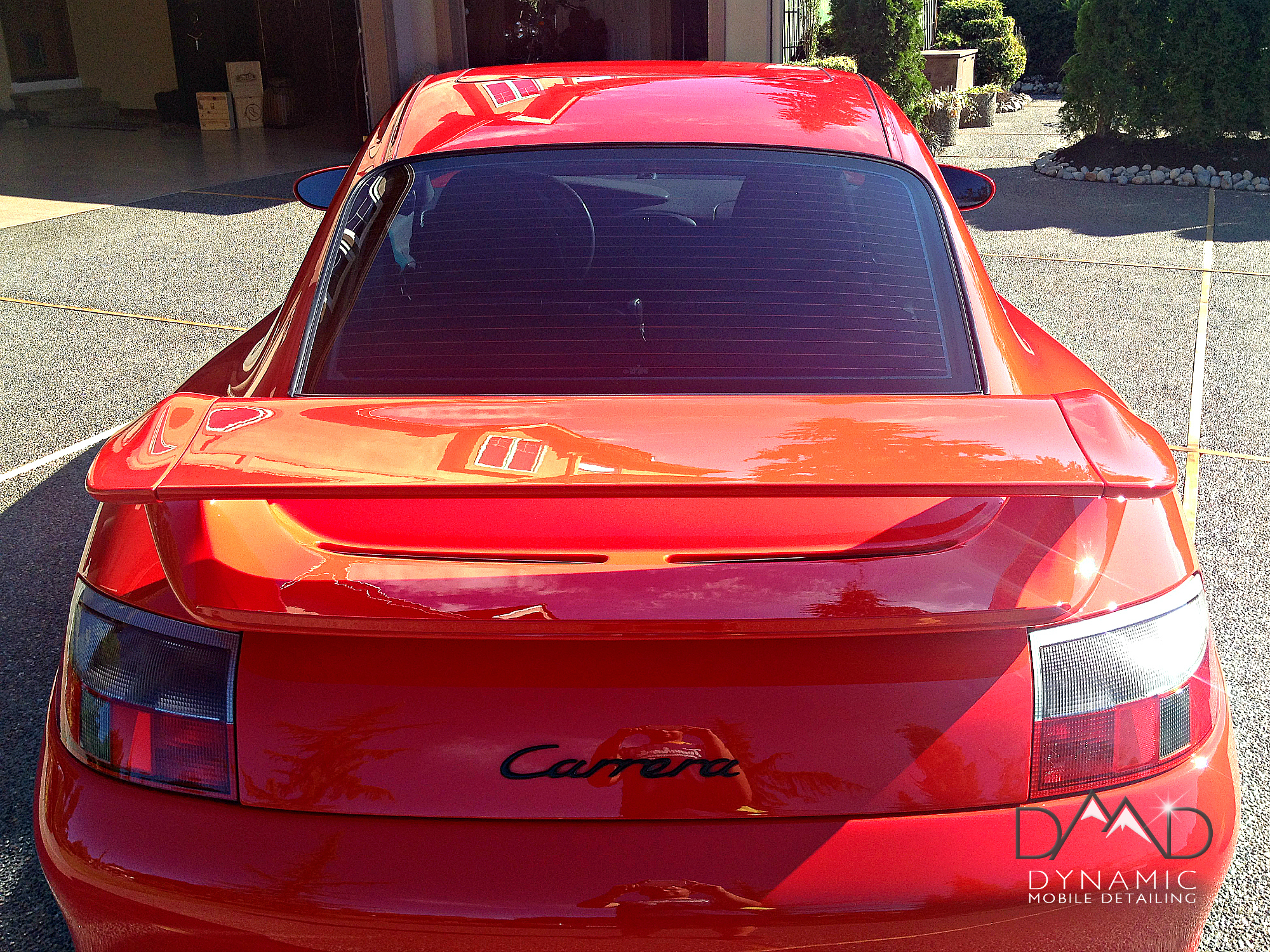 Porsche Carrera | Auto Detail | Bend OR | Dynamic Mobile Detailing