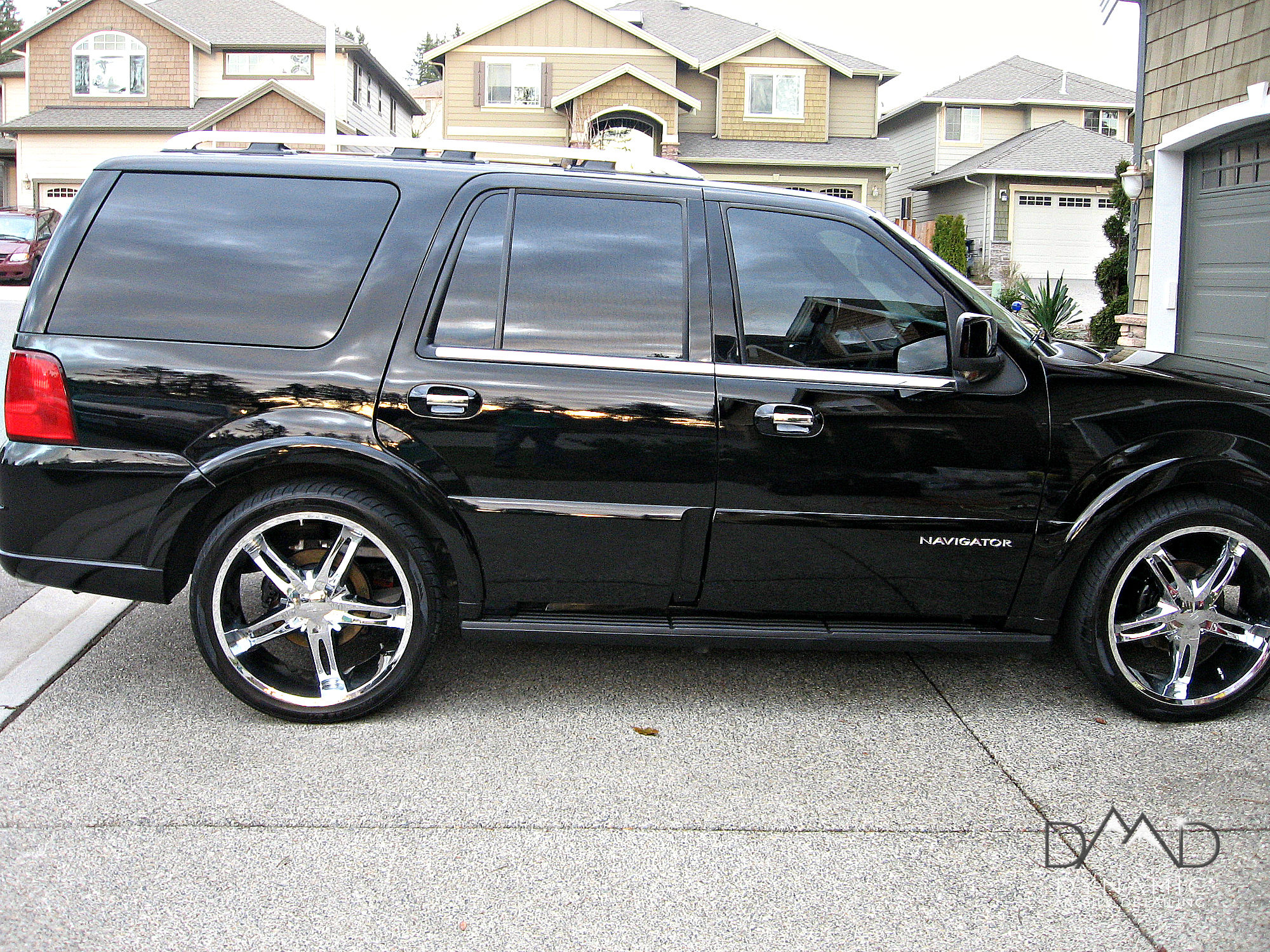 Lincoln Navigator | Bend Oregon | Mobile Car Detailing | Dynamic Mobile Detailing