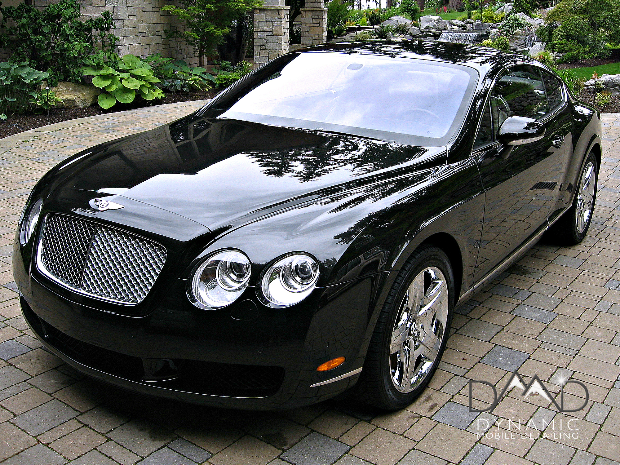 Bentley | Luxury Auto Detailing | Bend OR | Dynamic Mobile Detailing