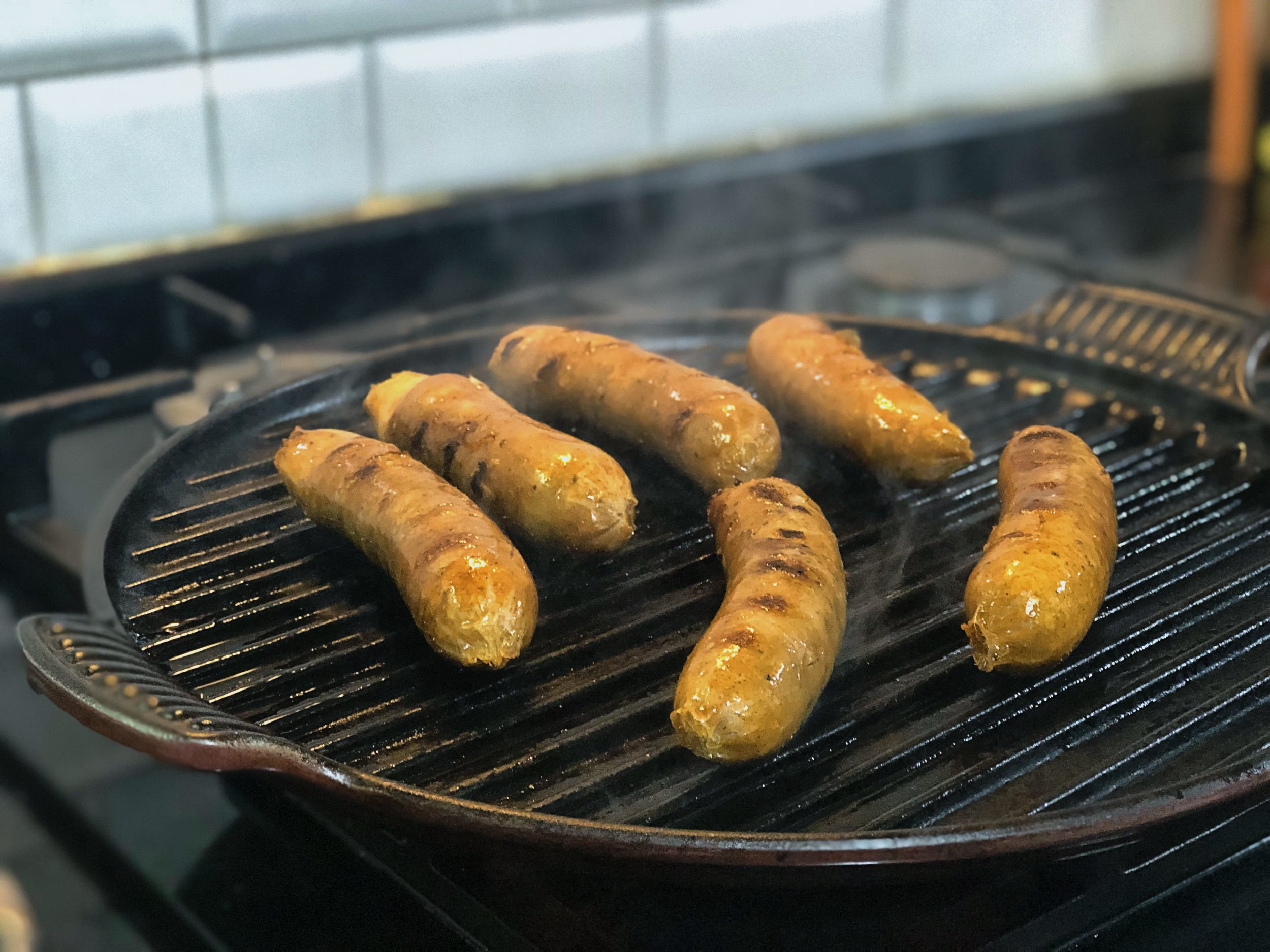 grilledsausages