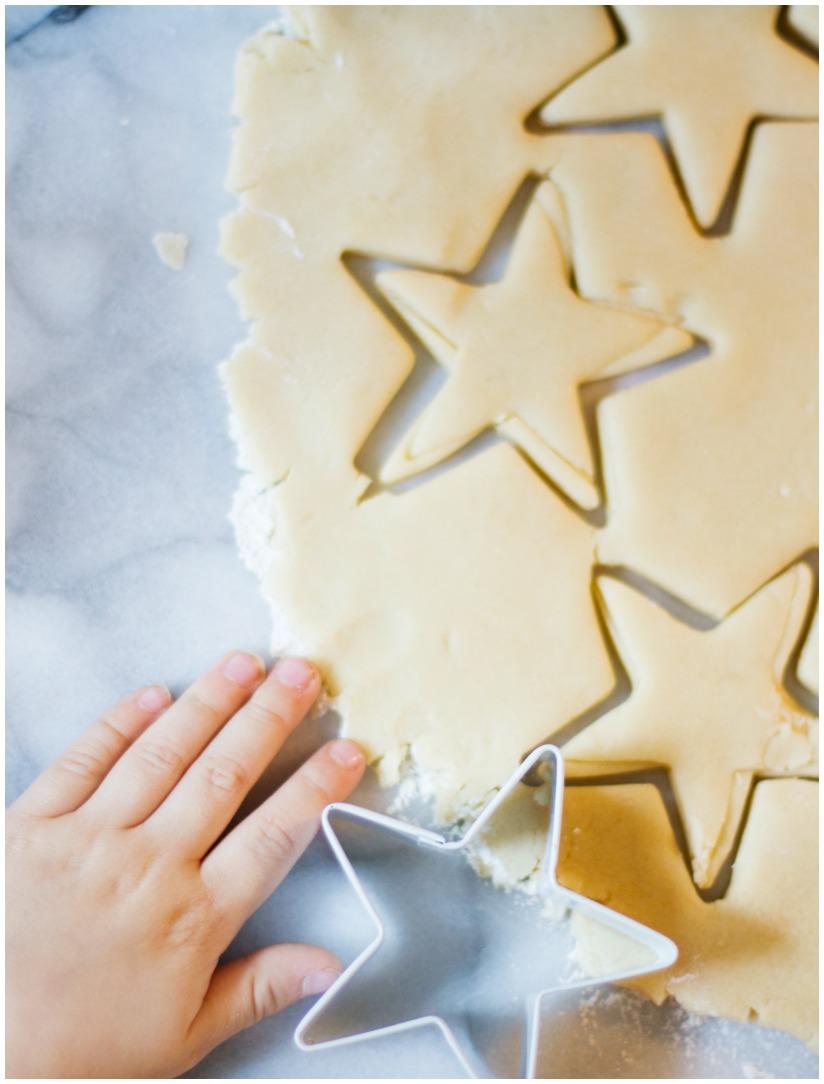 little hands make yummy cookies :)