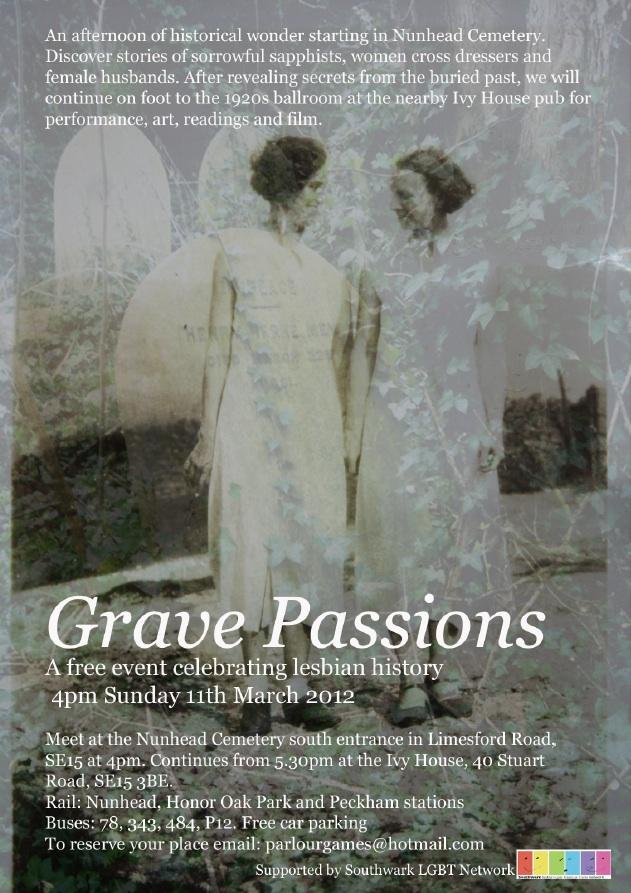 grave passions