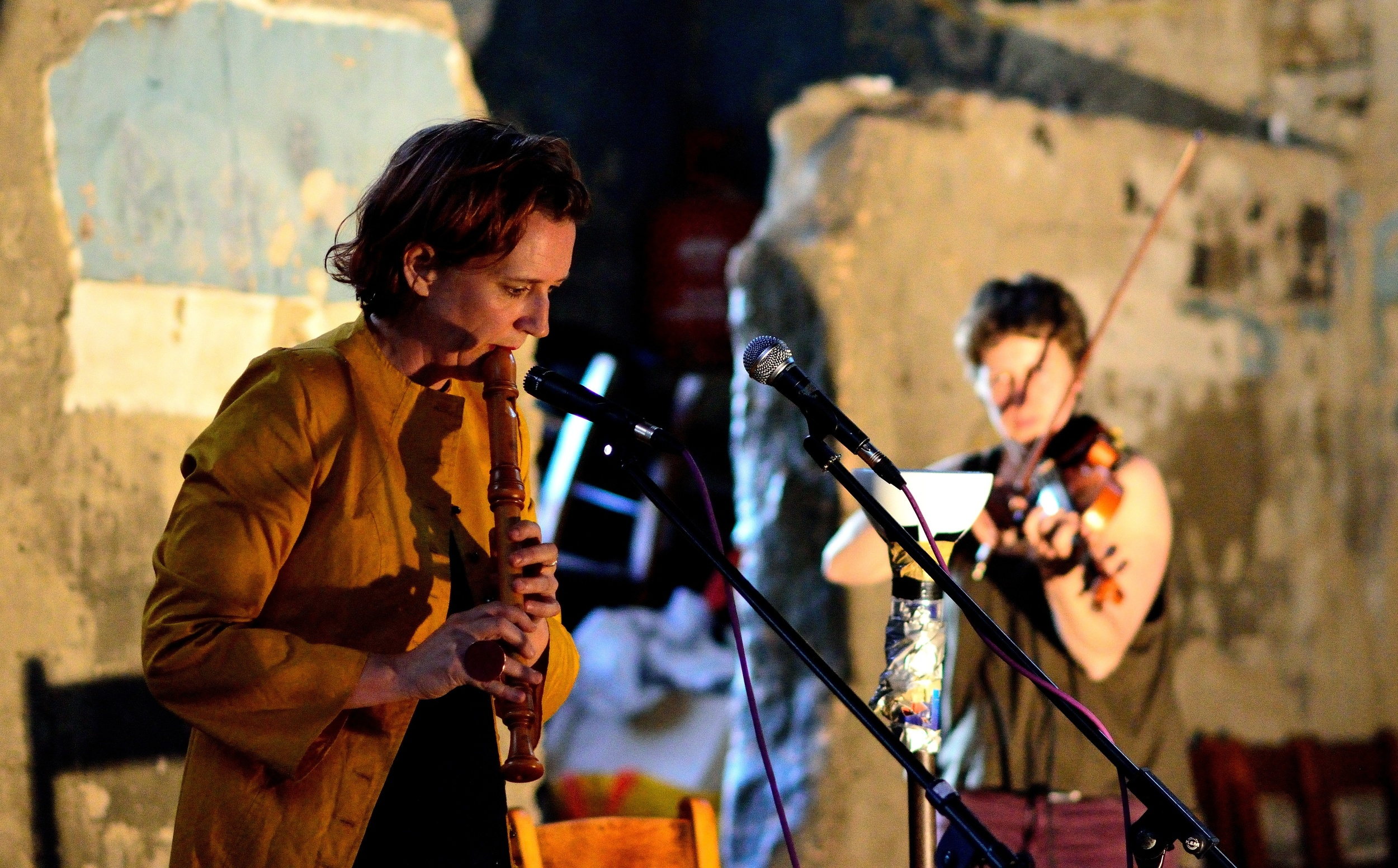 Tremulous, Asylum Chapel - An evening of experimental performance hosted by Buckner Building
