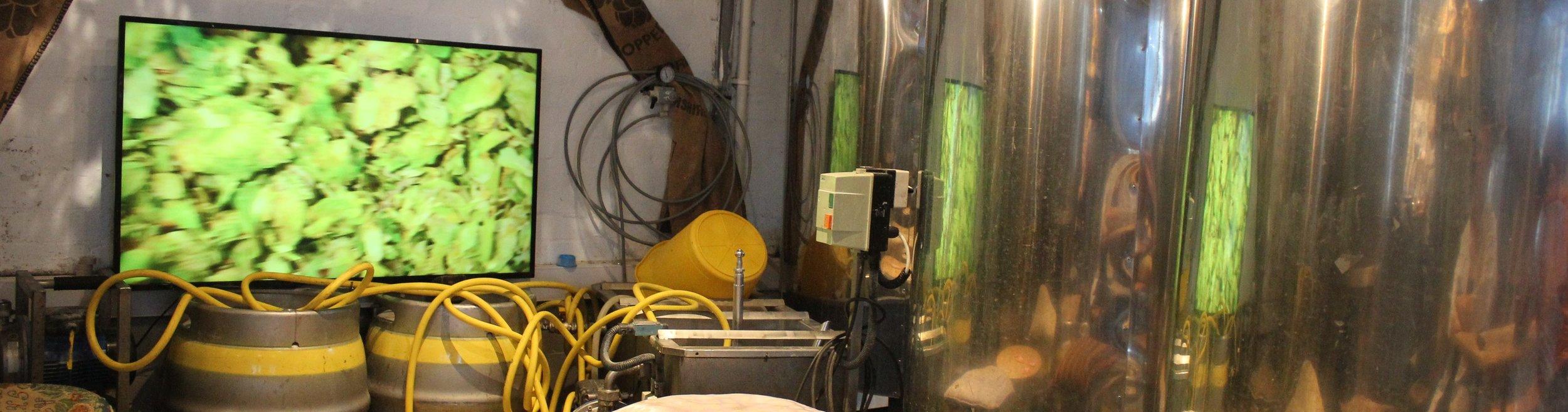 Brewing install