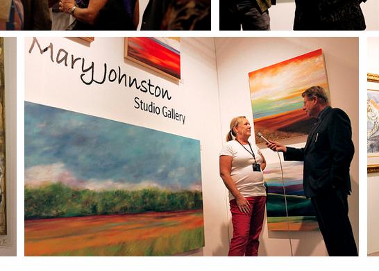 Interview @ Art San Diego 2014
