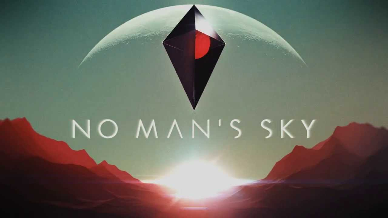 Click for No Man's Sky demo at Sony's press conference